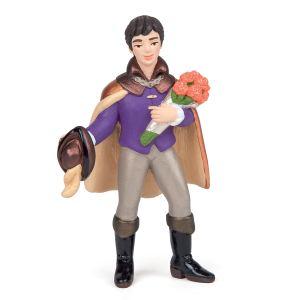 Papo Figurine Prince au bouquet