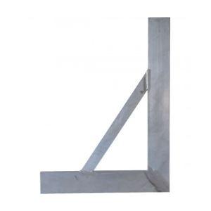 Outibat 249985 - Equerre de plâtrier 80 x 60 cm