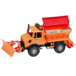 Bruder Toys 2572 - Chasse neige Unimog