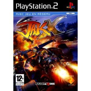 Jak X : Combat Racing sur PS2