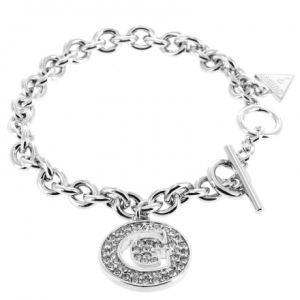 Guess Ubb51426 - Bracelet en métal argenté pour femme