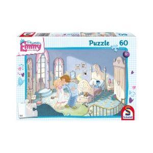 Schmidt Au Château - Puzzle 60 pièces