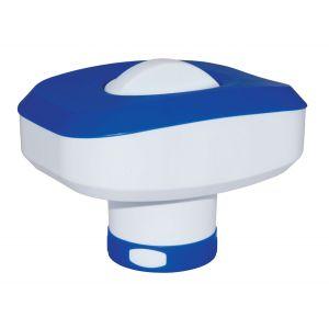 Kokido K907BU - Doseur de chlore réglable rétractable pour piscine
