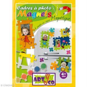 DTM Kit cadres photos magnets