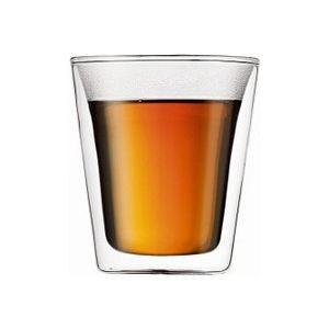 Bodum 2 verres Canteen double paroi (10 cl)