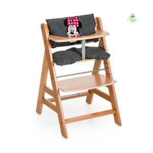 Hauck Coussin Deluxe Minnie Geo pour chaise haute