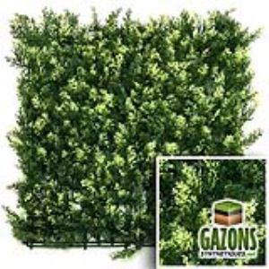 France Green Feuillage artificiel 1 x 1 m