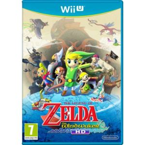 The Legend of Zelda : The Wind Waker HD sur Wii U
