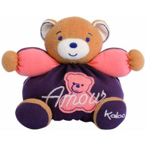 Kaloo Peluche Sweet Life - Ours amour 18 cm