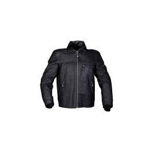 Furygan New Texas (noir) - Blouson de moto en cuir pour homme