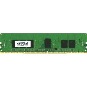 Crucial CT4G4RFS8213 - Barrette mémoire 4 Go DDR4 2133 MT/s CL15 RDIMM 288pin x8 ECC Registered