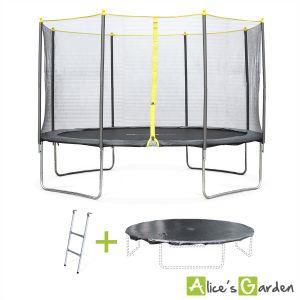 trampoline alice garden 370cm comparer 5 offres. Black Bedroom Furniture Sets. Home Design Ideas