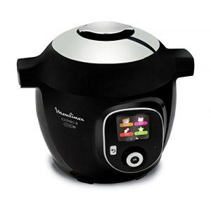 Moulinex YY2942FB - Multicuiseur Intelligent Cookeo + Connect Application connectée via Bluetooth 150 recettes