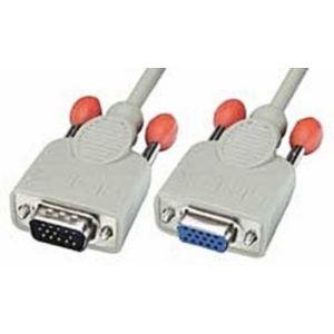 Lindy 31542 - Rallonge VGA 15 pins HD m/f 5 m.