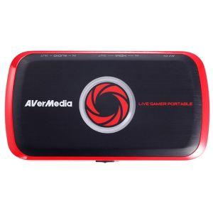 AverMedia Live Gamer Portable (C875) - Boîtier d'acquisition vidéo 1080p