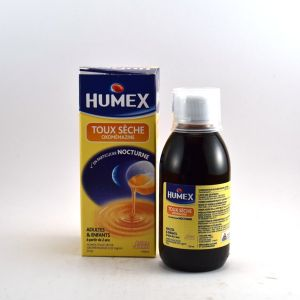 humex Toux Sèche - Sirop 150 ml