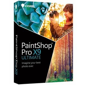 PaintShop Pro X9 Ultimate pour Windows