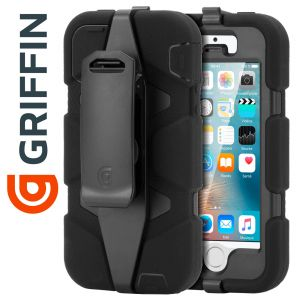 Griffin GB39732-2 - Coque de protection pour iPhone 5/5S