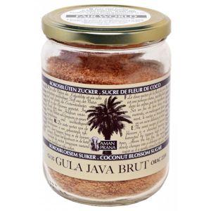 Aman Prana Gula java brut - Sucre de fleur de coco (310g)