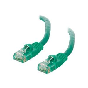 C2g 83202 - Câble réseau RJ45 UTP Cat.5e 350 MHz blindé sans crochet 1.5 m