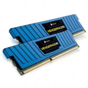 Corsair CML4GX3M2A1600C9 - Barrettes mémoire Vengeance LP 2 x 2 Go DDR3 1600 MHz CL9 240 broches