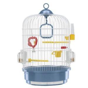 Ferplast Regina - Cage à oiseaux Ø 32,5 x 49 cm