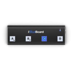 Ik multimedia iRig Blueboard (IP-IRIG-BBRD-IN) - Pédalier MIDI sans fils Bluetooth pour iPad / iPhone / Mac