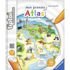 Ravensburger Tiptoi : Mon Premier Atlas