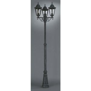 Massive 150255410 lampadaire de jardin 3 t tes zagreb - Lampadaire de jardin castorama ...