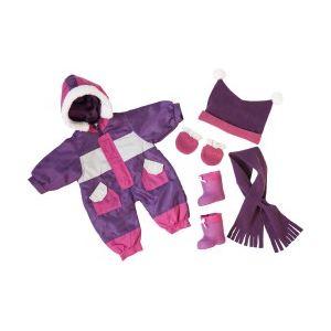 Bayer Vêtements de poupée : Combinaison de ski (46 cm)