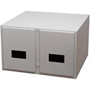 Acco 33139-80 - Fichier 22 x 44 à 2 tiroirs pour 1000 feuilles (A5)