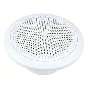 Omnitronic 061127 WF-5 - Haut-parleur encastrable Blanc