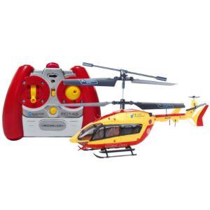 Modelco Hélicoptère radiocommandé EC145 Sécurité Civile Infrarouge 3 voies