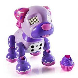 Spin Master Zoomer Chien Robot Zuppies Love Cupcake