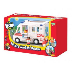 WOW Toys Ambulance Robin