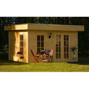 abri de jardin 40m2 comparer 270 offres. Black Bedroom Furniture Sets. Home Design Ideas