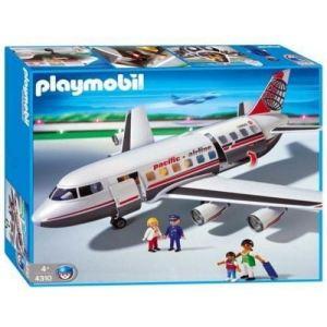 Playmobil 4310 - Commandant, passagers et avion