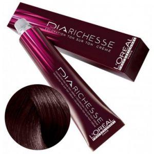 L'Oréal Dia Richesse N°5.42 Châtain clair cuivré irisé - Coloration semi permanente