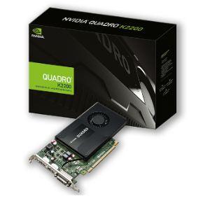 PNY VCQK2200-PB - Carte graphique NVIDIA Quadro K2200 4 Go GDDR5 PCI Express 2.0