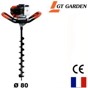 GT Garden TAR-2P - Tarière thermique 52cc 3CV