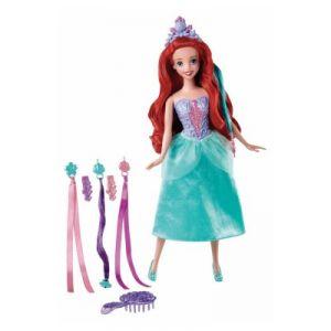 Mattel Poupée coiffure de Princesse Ariel