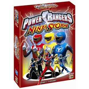 Power Rangers : Ninja Storm - Volume 1