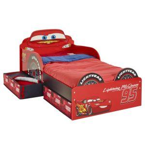 Lit voiture enfant Disney Cars (70 x 140 cm)