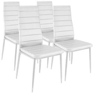 chaises noir et blanc comparer 733 offres. Black Bedroom Furniture Sets. Home Design Ideas