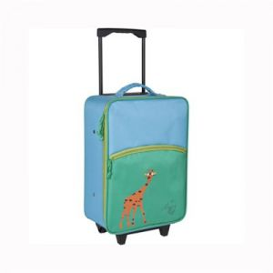 Lässig Valise trolley Wildlife girafe