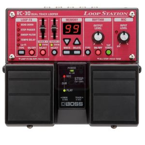 Boss Effect RC-30 Loop Station