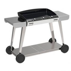 plancha gaz inox chariot comparer 213 offres. Black Bedroom Furniture Sets. Home Design Ideas