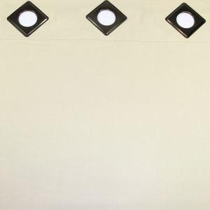 Rideau à oeillets occultant (140 x 260 cm)