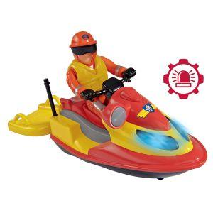 Smoby Ocean Jet Ski Juton Sam le Pompier