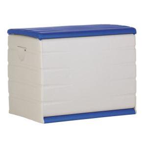 Plastiken 97800 - Coffre de rangement en plastique 260 L